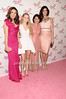 Elizabeth Hurley, Danielle Lauder, Evelyn Lauder, Hilary Rhoda<br /> photo by Rob Rich © 2010 robwayne1@aol.com 516-676-3939