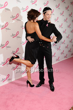 Johnny Weir, Karina Smirnoff<br /> photo by Rob Rich © 2010 robwayne1@aol.com 516-676-3939