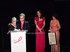 Bette Midler, Elton John, Elizabeth Hurley, Evelyn Lauder<br /> photo by Rob Rich © 2010 robwayne1@aol.com 516-676-3939