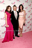Elizabeth Hurley, William Lauder, Hilary Rhoda