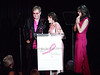 Elton John, Evelyn Lauder, Elizabeth Hurley<br /> photo by Rob Rich © 2010 robwayne1@aol.com 516-676-3939