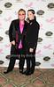 Elton John, Johnny Weir<br /> photo by Rob Rich © 2010 robwayne1@aol.com 516-676-3939