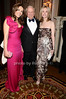 Elizabeth Hurley, Herb Siegel,Jeanne Siegel<br /> photo by Rob Rich © 2010 robwayne1@aol.com 516-676-3939