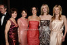 Myra Biblowit, Evelyn Lauder, Marcia Gay Harden, Jeanne Siegel, Cynthia Lufkin<br /> photo by Rob Rich © 2010 robwayne1@aol.com 516-676-3939