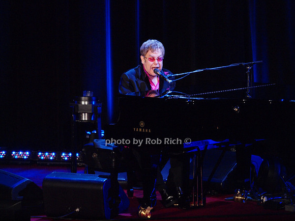 Elton John<br /> photo by Rob Rich © 2010 robwayne1@aol.com 516-676-3939
