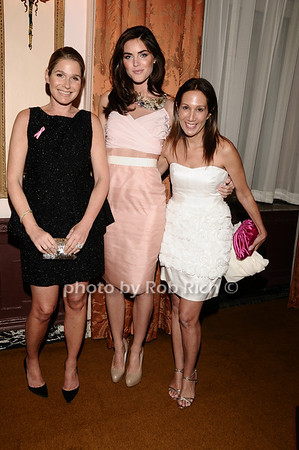 Aerin Lauder, Hilary Rhoda, Jane Hudis<br /> photo by Rob Rich © 2010 robwayne1@aol.com 516-676-3939