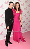 Johnny Weir, Elizabeth Hurley<br /> photo by Rob Rich © 2010 robwayne1@aol.com 516-676-3939