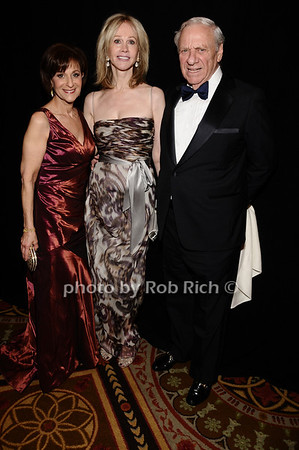 Myra Biblowit, Jeanne Siegel, Herb Siegel<br /> photo by Rob Rich © 2010 robwayne1@aol.com 516-676-3939