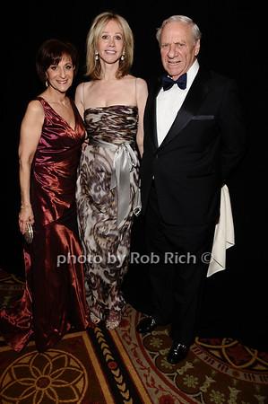 Myra Biblowit, Jeanne Siegel, Herb Siegel<br /> photo by Rob Rich © 2010 robwayne1@aol.com 516-676-3939