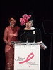 Evelyn Lauder, Rosalyn Goldstein<br /> photo by Rob Rich © 2010 robwayne1@aol.com 516-676-3939