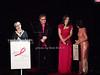 Bette Midler, Elton John, Evelyn Lauder, Elizabeth Hurley