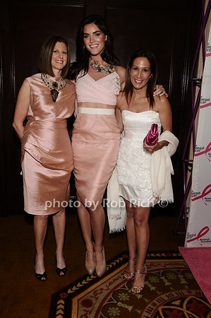 Geri Schachner, Hilary Rhoda, Jane Hudis<br /> photo by Rob Rich © 2010 robwayne1@aol.com 516-676-3939