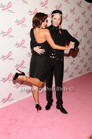 Karina Smirnoff, Johnny Weir<br /> photo by Rob Rich © 2010 robwayne1@aol.com 516-676-3939