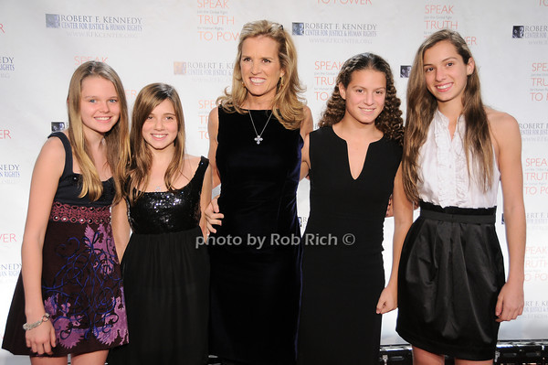 Kerry Kennedy, children