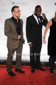 Bono, Wyclef Jean