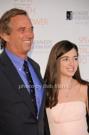 Robert F.Kennedy jr, Kyra Kennedy