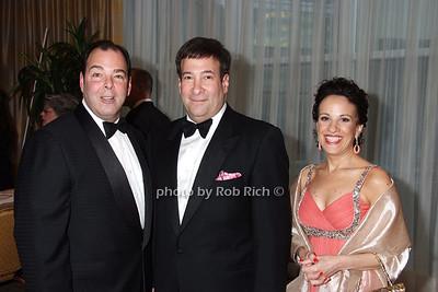 Peter Martino, Mark Simeone, Karen Martino photo by Rob Rich © 2008 robwayne1@aol.com 516-676-3939