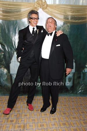 Tommy Tune, Peter Duchin photo by Rob Rich © 2008 robwayne1@aol.com 516-676-3939