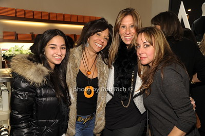 Julia Schuster, Elyse , Jodi Faden, Michelle Stack photo by Rob Rich/SocietyAllure.com © 2014 robwayne1@aol.com 516-676-3939