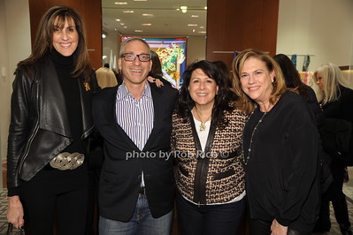 Ellen Grossman, Steven Hoffman, Stacy Hoffman, Edith Weisfeld photo by Rob Rich/SocietyAllure.com © 2014 robwayne1@aol.com 516-676-3939