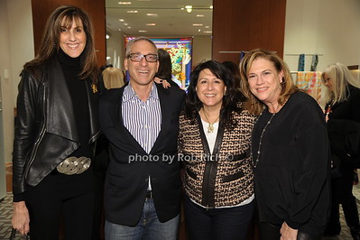 Ellen Grossman, Steven Hoffman, Stacy Hoffman, Edith Weisfeld photo by Rob Rich/SocietyAllure.com © 2014 robwayne1@aol.com 516-676-3939