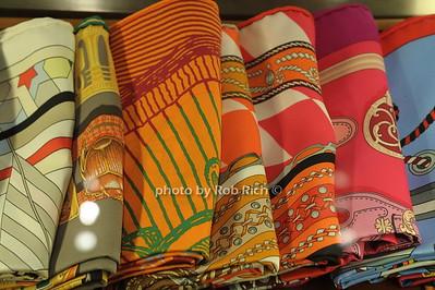 Hermes scarves photo by Rob Rich/SocietyAllure.com © 2014 robwayne1@aol.com 516-676-3939