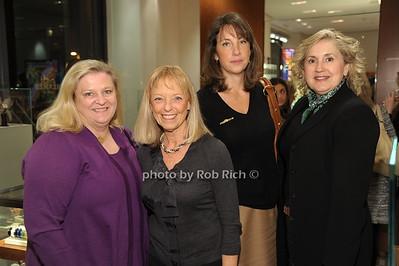 Rebecca Gaynor, Karen Bocksell, Jill Lamura, Sherryl Bruyn photo by Rob Rich/SocietyAllure.com © 2014 robwayne1@aol.com 516-676-3939