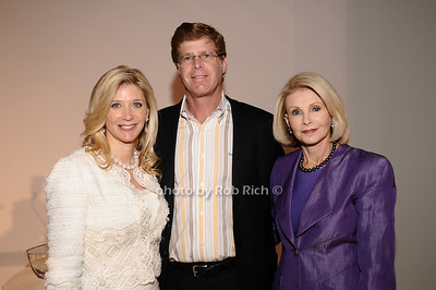 Michele Swarzman, Howard Swarzman, Deane Miller photo by Rob Rich © 2010 robwayne1@aol.com 516-676-3939