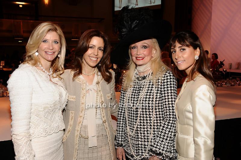 Michelle Swarzman,  Carolyn Rowan, Joy Samuels, Rachel Heller<br /> photo by Rob Rich © 2010 robwayne1@aol.com 516-676-3939