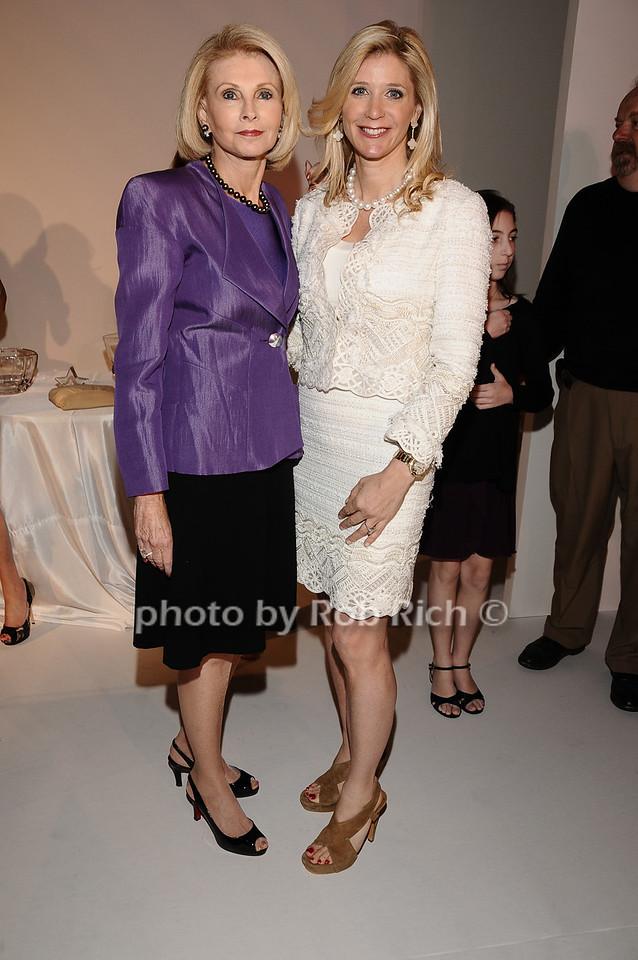 Diane Miller, Michele Swarzman photo by Rob Rich © 2010 robwayne1@aol.com 516-676-3939