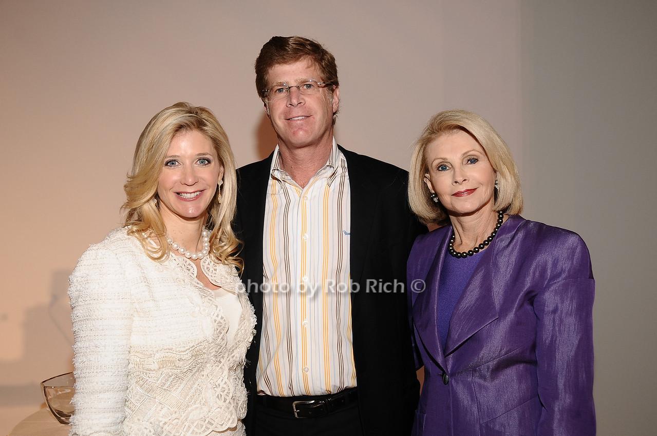 Michele Swarzman, Howard Swarzman, Deane Miller photo by Rob Rich © 2010 robwayne1@aol.com 516-676-3939