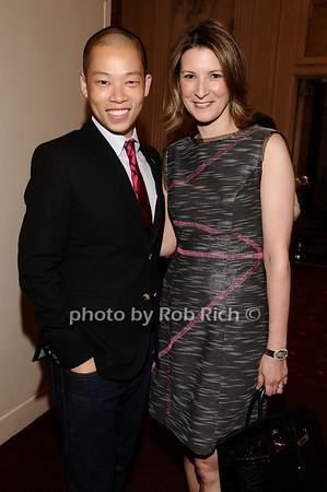 Jason Wu, Lizzie Tisch photo by Rob Rich © 2010 robwayne1@aol.com 516-676-3939