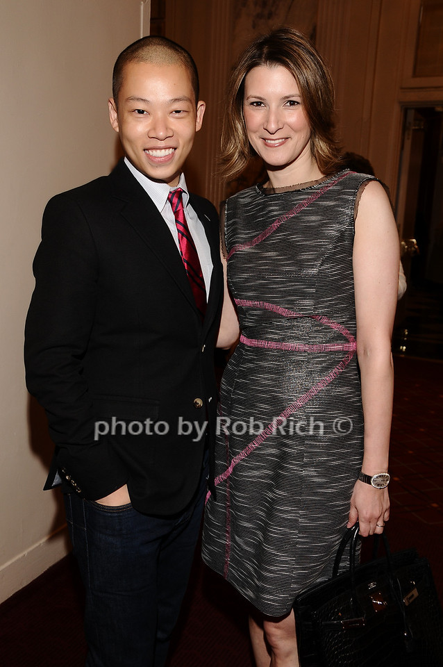 Jason Wu, Lizzie Tisch