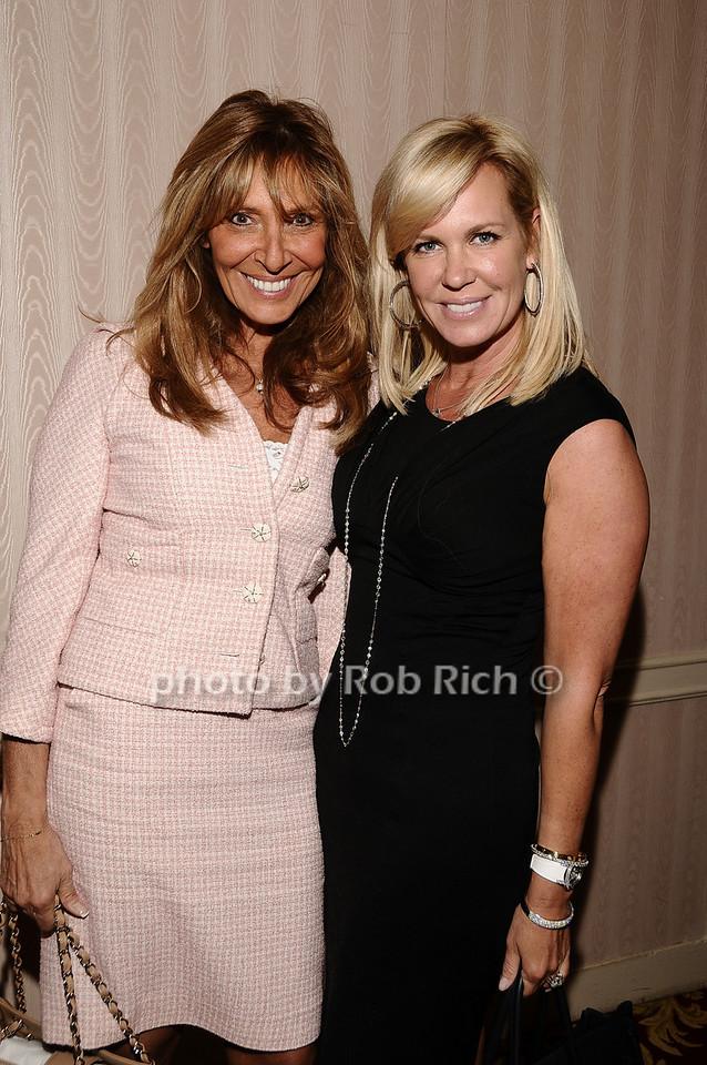Barbara Forem, Robin Modell photo by Rob Rich © 2010 robwayne1@aol.com 516-676-3939