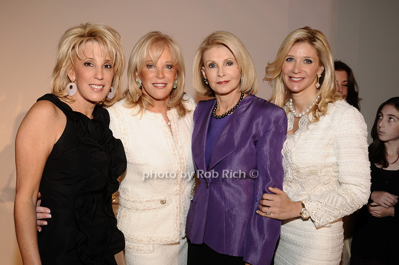 Michelle Sweetwoodm, Nancy Brown, Diane Miller, Michele Swarzman<br /> photo by Rob Rich © 2010 robwayne1@aol.com 516-676-3939