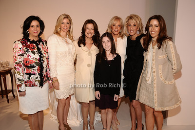 Elyse Newhouse, Michelle Swarzman, Ellen Crown, Alexa Maizes,Nancy Brown, Michele Sweetwood, Carolyn Rowan photo by Rob Rich © 2010 robwayne1@aol.com 516-676-3939