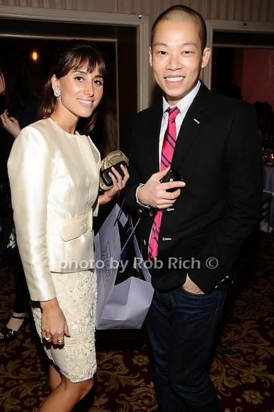Rachel Heller, Jason Wu<br /> photo by Rob Rich © 2010 robwayne1@aol.com 516-676-3939