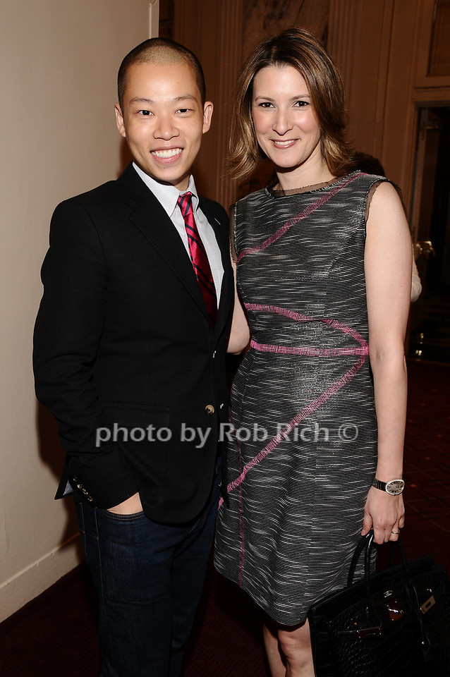 Jason Wu, Lizzie Tisch photo by Rob Rich © 2010 robwayne1@aol.com 516-676-3939