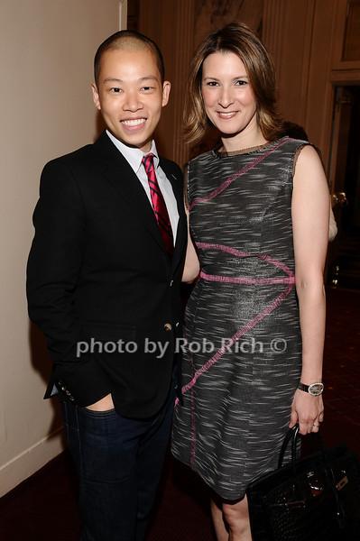 Jason Wu, Lizzie Tisch<br /> photo by Rob Rich © 2010 robwayne1@aol.com 516-676-3939