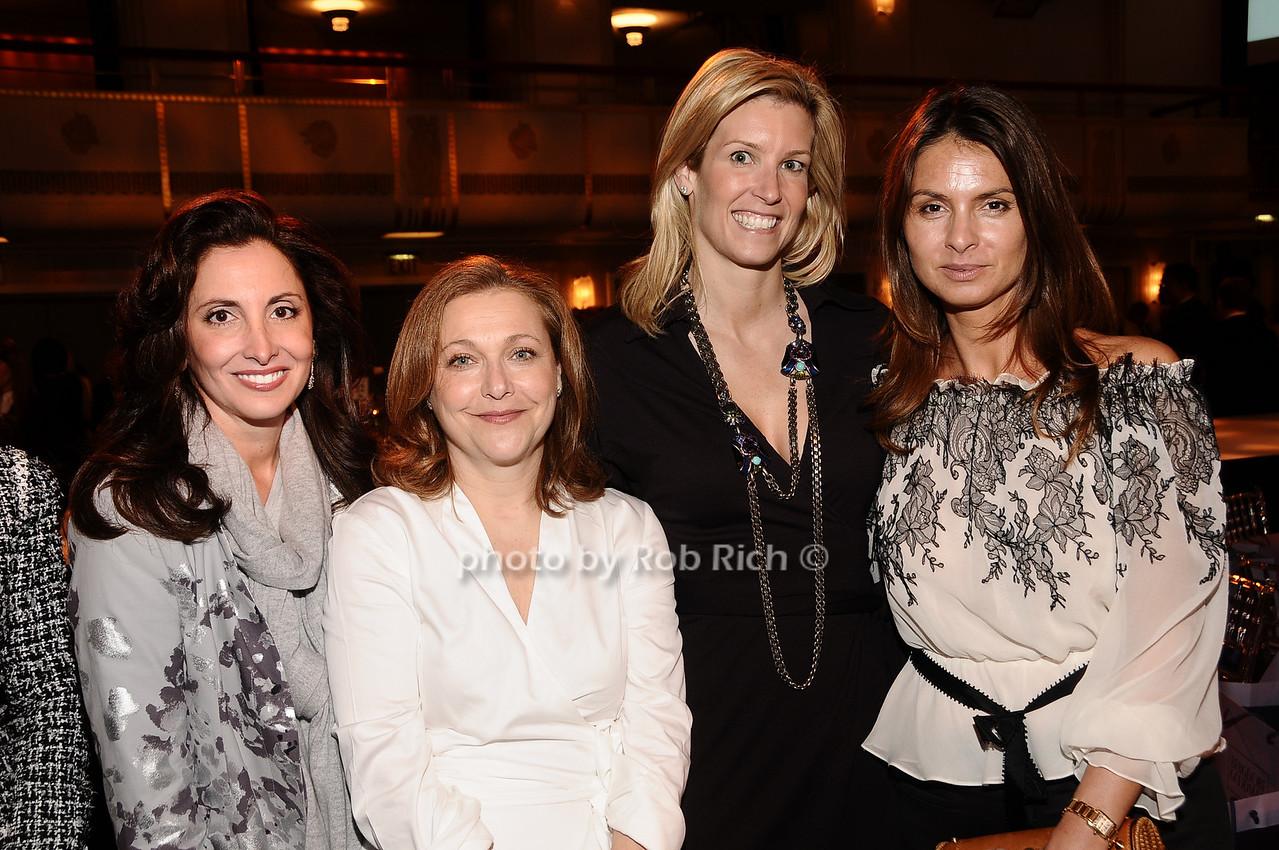 Pauline Arama-Olsten,  Jessica Farkas, Sandii Farkas, Barbara Siegler photo by Rob Rich © 2010 robwayne1@aol.com 516-676-3939