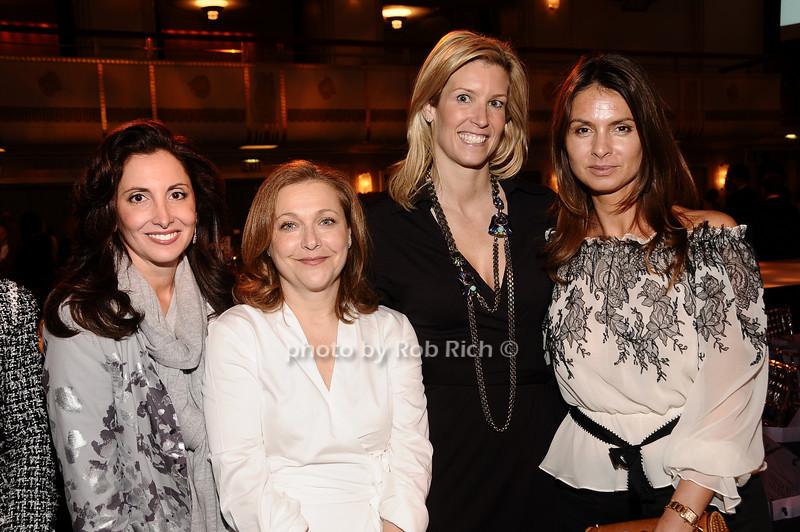 Pauline Arama-Olsten,  Jessica Farkas, Sandii Farkas, Barbara Siegler<br /> photo by Rob Rich © 2010 robwayne1@aol.com 516-676-3939
