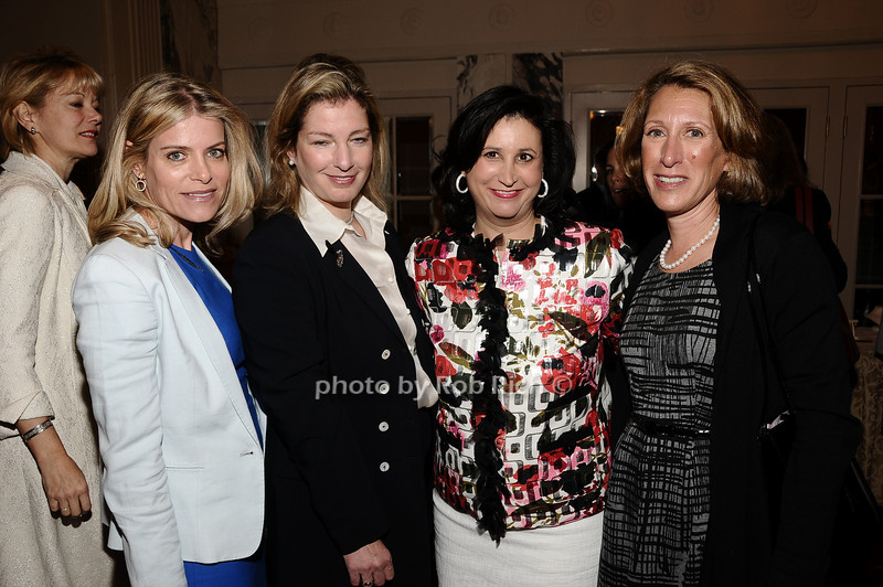 Eve Milstein, Ann Mantell, Elyse Newhouse, Arielle Perlmuter<br /> photo by Rob Rich © 2010 robwayne1@aol.com 516-676-3939