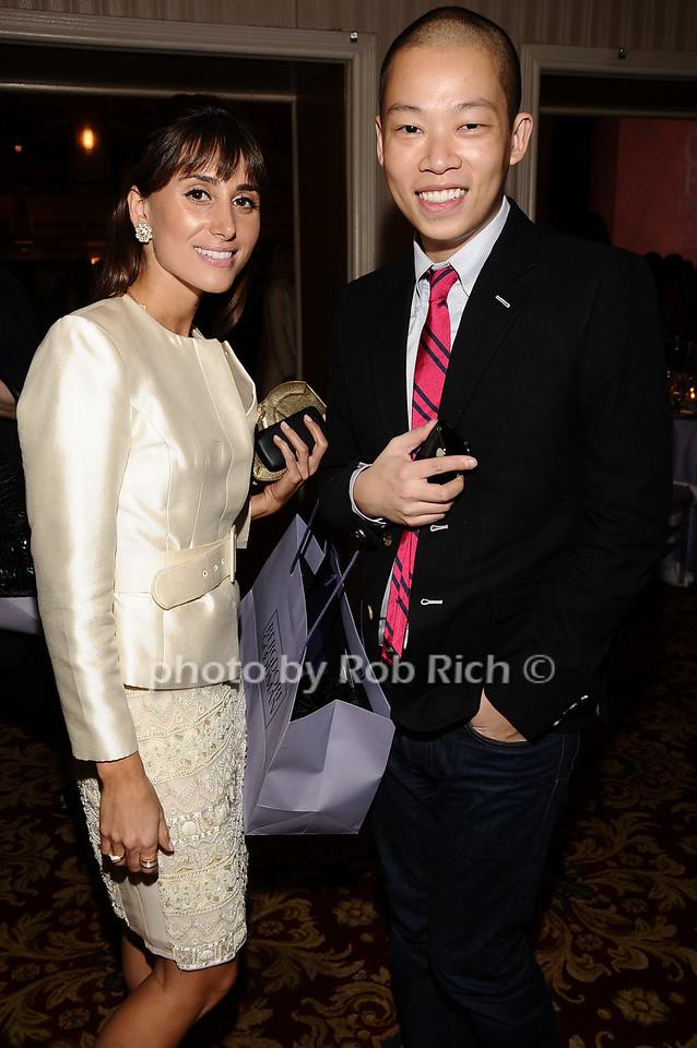 Rachel Heller, Jason Wu photo by Rob Rich © 2010 robwayne1@aol.com 516-676-3939
