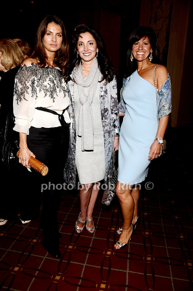 Barbara Siegler, Pauline Arama-Olsten, Elaine Hammond photo by Rob Rich © 2010 robwayne1@aol.com 516-676-3939