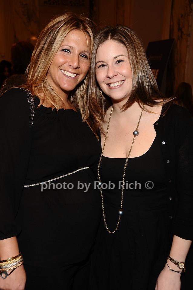 Jennifer Farber, Sherry Cartun photo by Rob Rich © 2010 robwayne1@aol.com 516-676-3939