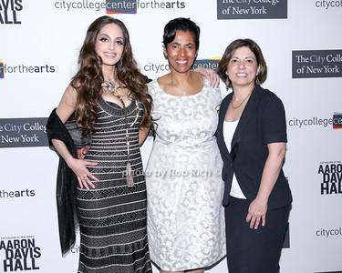 Alexa Ray Joel, Karen Witherspoon, Dr. Lisa S. Coico