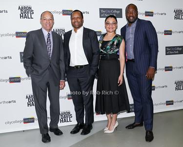 Dan Bythewood, Gina Prince-Bythewood, Davida Garcia, Malik Yoba