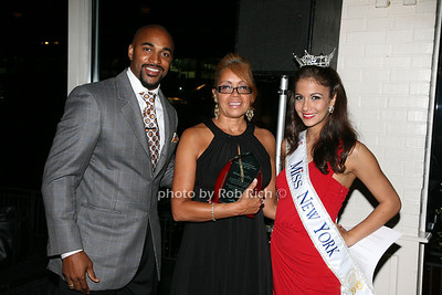 David Tyree, Vickie Del Toro, Miss New York, Kaitlin Monte