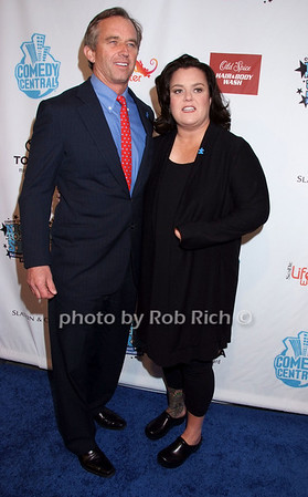 Robert Kennedy jr., Rosie O'Donnell