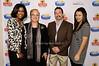 Lidia Bastianich, Lori Stokes, Dan Seagul, Nikki Stokes<br /> <br /> photo by Rob Rich © 2010 robwayne1@aol.com 516-676-3939